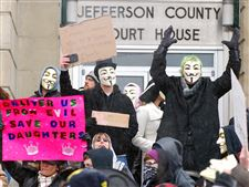 Anonymous-protest-Steubenville