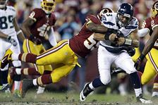 APTOPIX-Seahawks-Redskins-Football