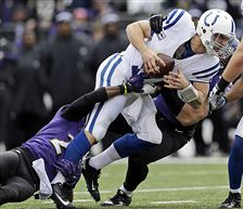 Colts-Ravens-Football