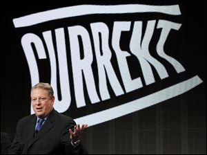 Current TV, founded by former Vice President Al Gore and legal entrepreneur Joel Hyatt, catered to viewers with liberal sensibilities. But it has had a very small audience.