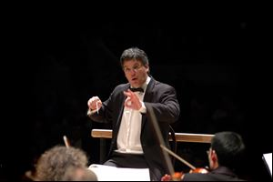 Stefan Sanderling and the Toledo Symphony.