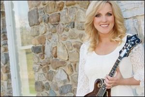 Rhonda Vincent was proclaimed 'the new Queen of Bluegrass' by the Wall Street Journal.