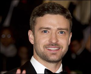 "Singer-actor Timberlake hasn't made an album since 2006's Grammy-winning ""FutureSex/​LoveSounds."""