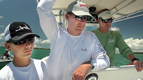 Meyer s fishing excursion satisfies family contract the for Fishing jobs in florida