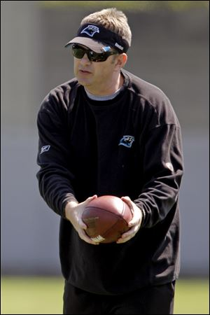 Rob Chudzinski, who spent the past two seasons as Carolina's offensive coordinator and has two previous stints in Cleveland as an assistant.