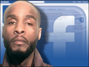 Jason Phillips was charged in Toledo Municipal Court with obstructing official business Thursday, for the Facebook posting.