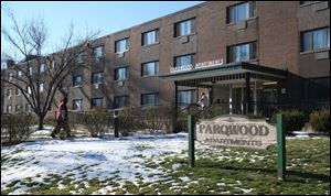 The federal allocation for Parqwood Apartments in the Old West End will allow the 136-unit complex for senior citizens to become energy-efficient and receive other modern upgrades.