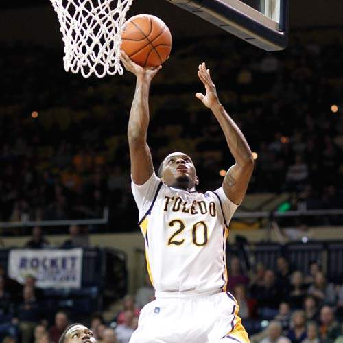 University-of-Toledo-guard-Julius-Brown-20-goes-to-the-net