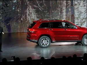 Jeep President and CEO Mike Manley speaks about the 2014 diesel Jeep Grand Cherokee.