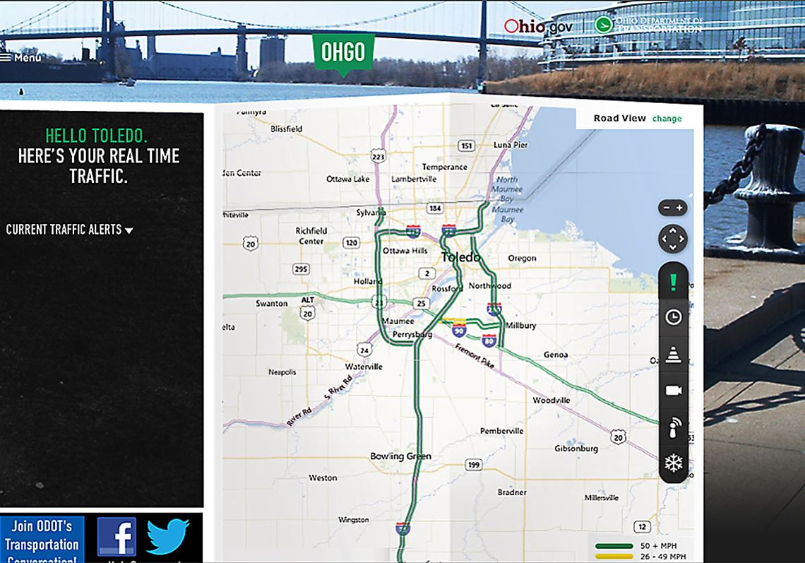 New Odot Web Site Offers Up To The Minute Traffic Accident