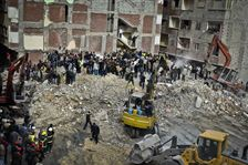 Mideast-Egypt-Building-Collapse