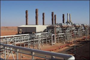 Islamist militants from Mali attacked the Amenas natural gas field partly operated by BP in Algeria early on today.