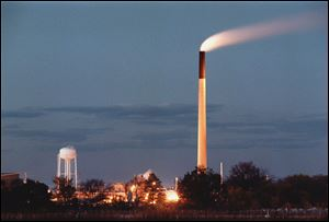 Brush's plant near Elmore has repeatedly overexposed its workers to toxic beryllium dust.