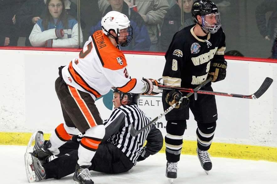 Western College Hockey 3