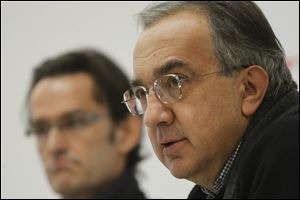 "Chrysler CEO Sergio Marchionne, in an interview with NPR Friday, said ""every Wrangler that you see in the world gets produced in Toledo, Ohio,"" and he intends to keep it that way."