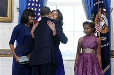 APTOPIX-Inaugural-Swearing-In-Obama-1