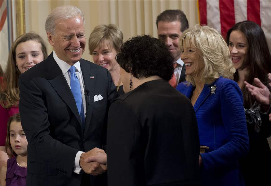 Inaugural-Swearing-In-Biden