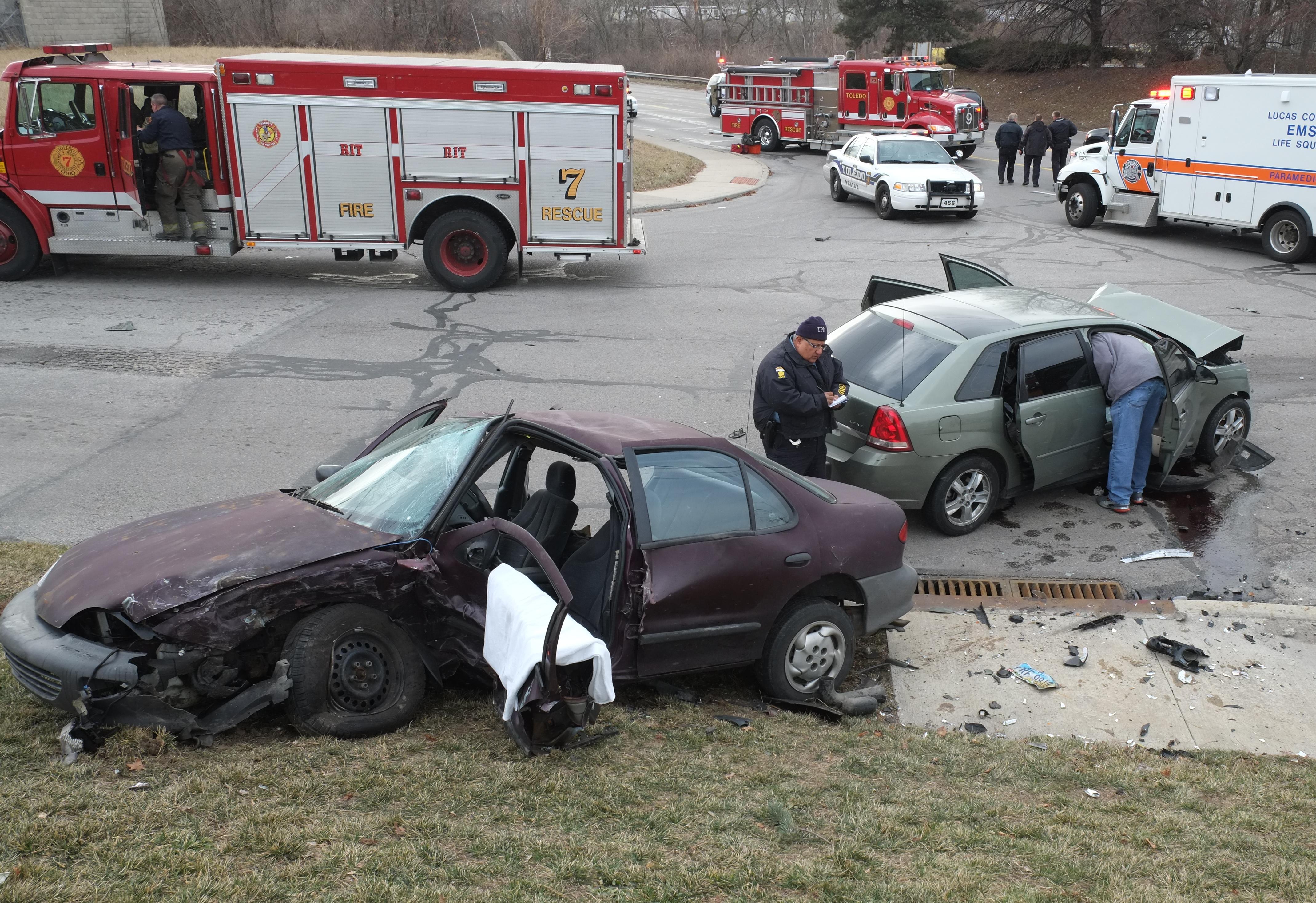 Car Accident Hamilton Ohio Today