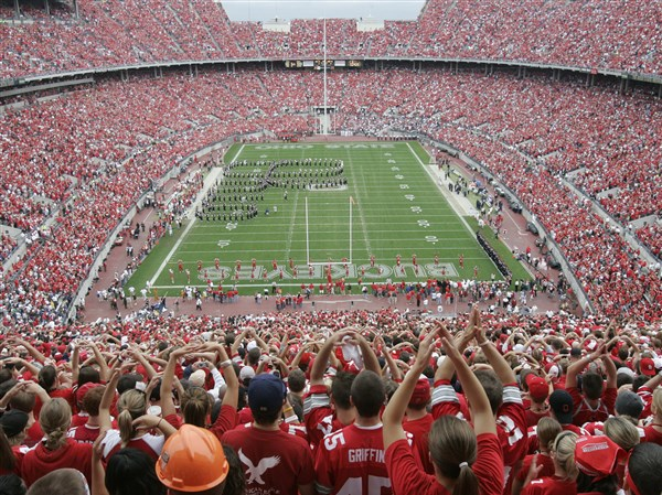 Ohio State ponders 12% hike in ticket prices   Toledo Blade
