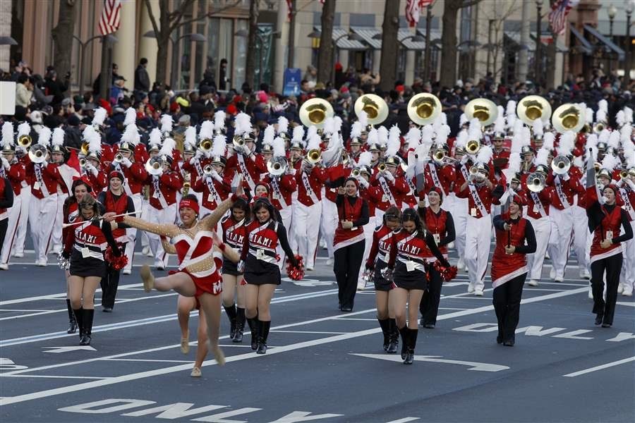 Inaugural-Parade-mIAMI-OHIO-BAND