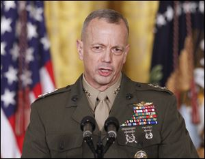 Lt. Gen. John Allen has been cleared of allegations of sending potentially inappropriate emails to a civilian woman linked to the sex scandal that ousted David Petraeus as CIA director.