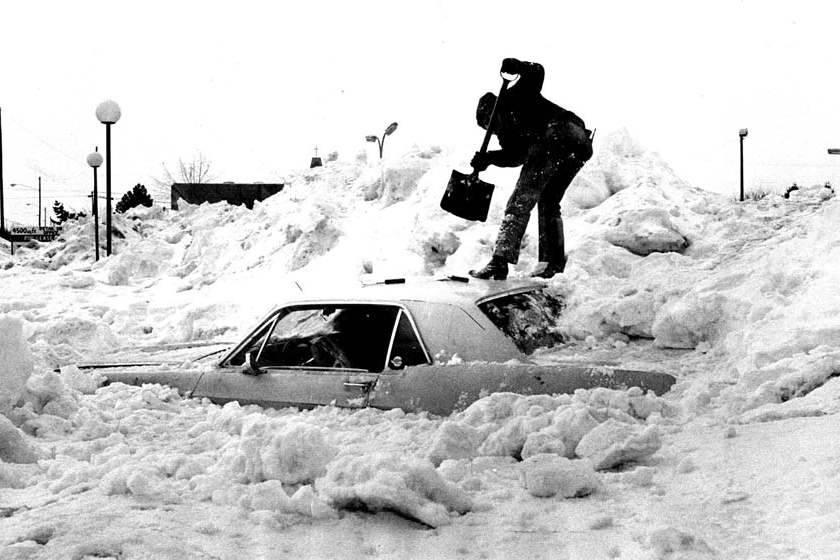 The Blizzard Of 1978 The Blade