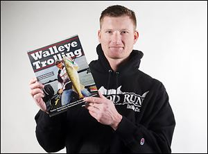 Ross Robertson's work on trolling for walleye was decades in the making and is filled with his secrets.