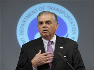 Transportation Secretary Raymond LaHood says he plans to leave the Obama administration.