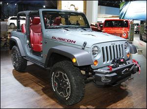 The Jeep Wrangler is credited with adding to Chrysler Group LLC's success. The Wrangler is especially popular overseas.