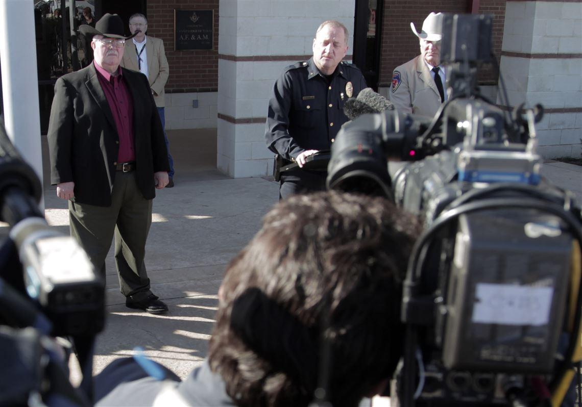 Police chief: No sign slain Texas prosecutor feared for