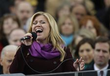 Kelly-Clarkson-inauguration