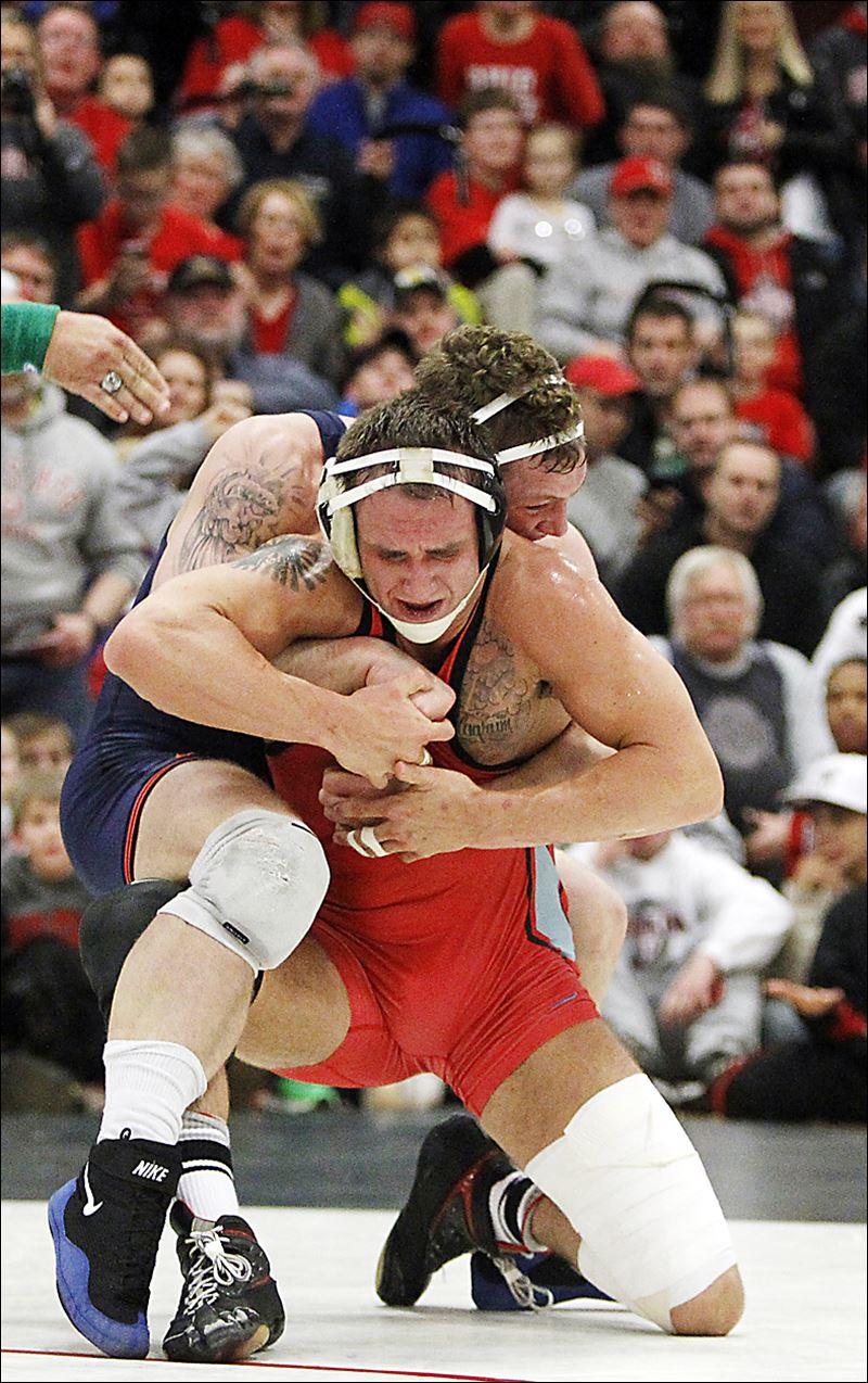 Ohio State Wrestling Wrestler