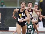 Emma Kertesz, a Central Catholic graduate, is forgoing her senior season of track and field and turning professional.