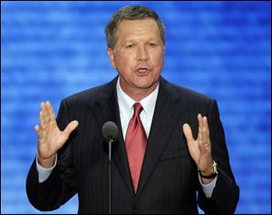 "Lucas County Republican Party Chairman Jon Stainbrook called John Kasich's upcoming Lincoln Day Dinner speech  the ""don't-miss Republican event of the year,"""