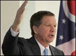 Gov. John Kasich wants to use the federal Affordable Care Act to expand Ohio's Medicaid program for low-income and disabled people.