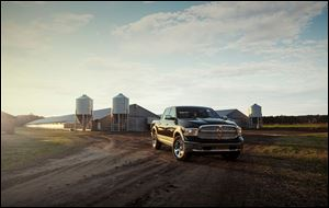 The Ram Truck brand introduced the two-minute