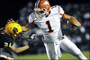Southview's Austin Valdez is expected to become a part of the BGSU 2013 recruiting class.