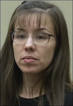 Defendant Jodi Arias