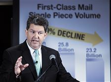 Postal-cuts-postmaster-general-Donahoe