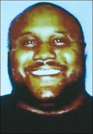 Former Los Angeles police officer Christopher Jordan Dorner.