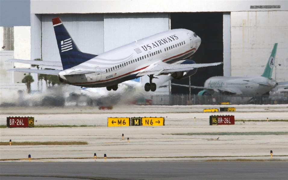 US-Airways-AMR-merger-talks