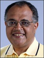 University of Toledo Professor Benjamin Davis.