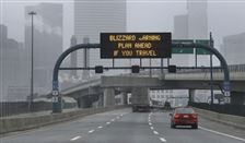A-warning-sign-flashes-for-motorists