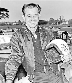 Danny Byrd has logged more than 112,000 miles at Daytona, including the ARCA race 1964.