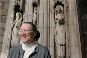 Bev Bingle is part of a global movement of women being ordained as priests despite an official ban by the Roman Catholic church.