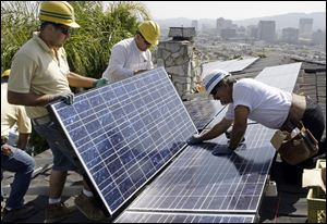 While solar is a far less polluting energy source than coal, many panel makers are nevertheless grappling with a hazardous waste problem. Fueled partly by billions in government incentives, the industry is creating millions of solar panels each year and, in the process, millions of pounds of polluted sludge and contaminated water.