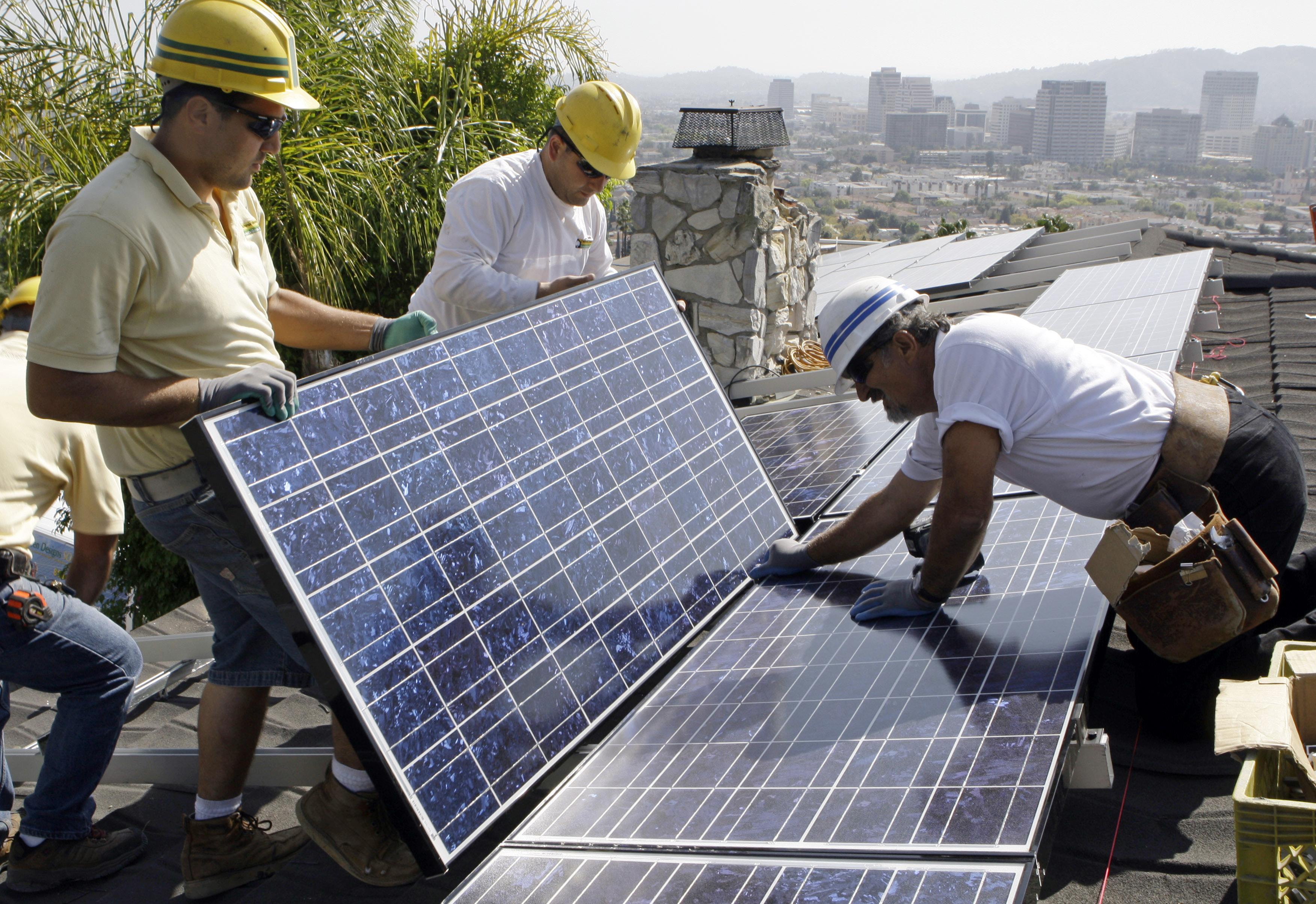 Solar Power Boom Fuels Increase In Hazardous Waste Sent To
