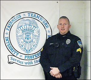 Oregon police   Sgt. Jeff Martin will travel to Shallow Creek Kennels Inc., in Sharpsville, Pa., from April 8 until May 17 for training to handle a police dog as part of the department's first canine division.