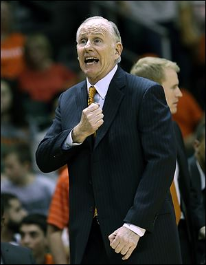 Miami head coach Jim Larranaga, who coached at Bowling Green from 1986-1997, has rapidly turned around the Hurricanes' program. Unranked just weeks ago, Miami is now ranked No. 3 in the nation.