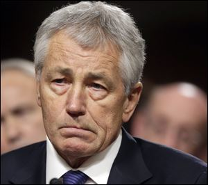 Two Republicans — Sens. Thad Cochran of Mississippi and Mike Johanns of Nebraska — have announced their support for Hagel.